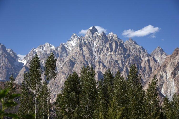 Zirveler diyarı: 'Gilgit-Baltistan'