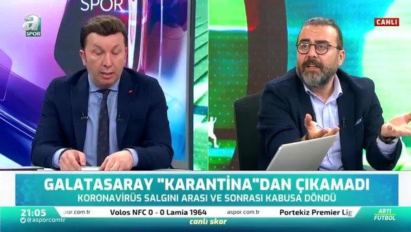 Evren Turhan'dan çarpıcı yorum! Pandemi olmasaydı Galatasaray şampiyon olurdu