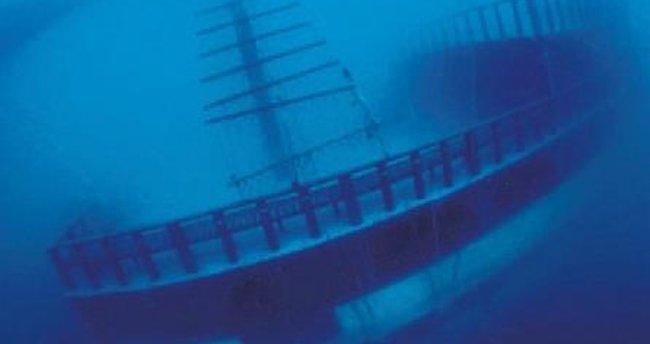 Batan tekne dalış turizmine kazandırıldı