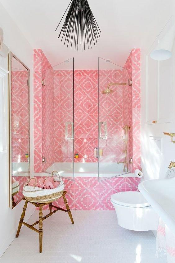 Küçük banyo dekorasyonları