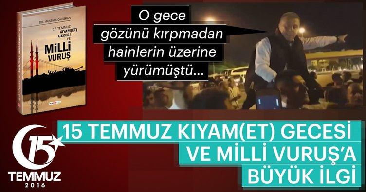 İstanbul Emniyet Müdürü Çalışkan'ın kitabına büyük ilgi