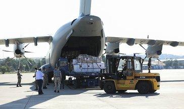Türkiye'den Sırbistan'a tıbbi yardım! Sancak bölgesine ulaştı