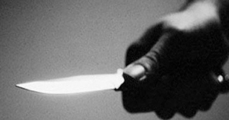 Adana'da bıçaklı kavga: 1 yaralı!