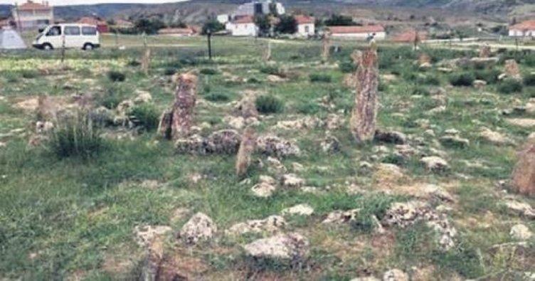 Milli mücadele şehidinin kayıp mezarı bulundu