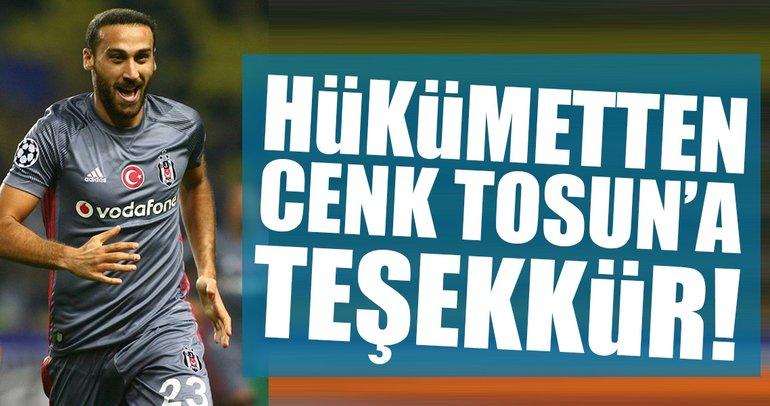 Mehmet Şimşek'ten 'Cenk Tosun' açıklaması
