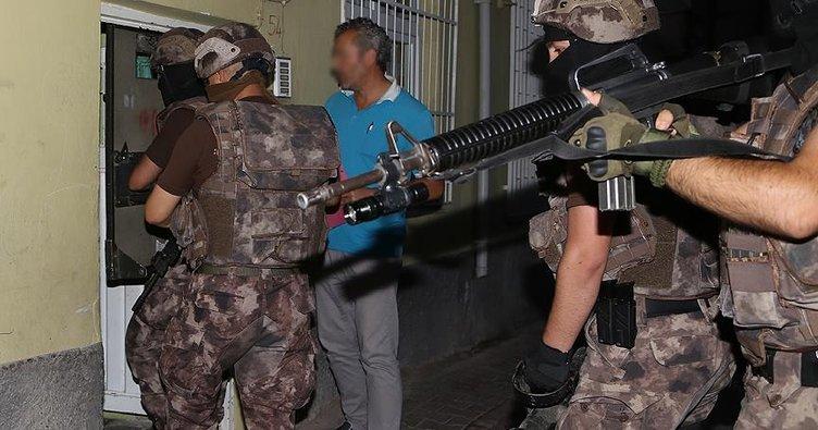 Diyarbakır'da terör operasyonu: 6 gözaltı