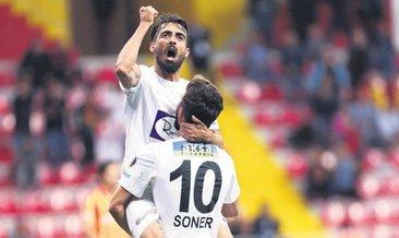 Akhisarspor ligde kalmayı garantiledi, Osmanlıspor küme düştü