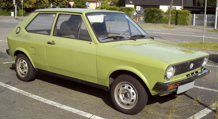 Dünden bugüne Volkswagen Polo.