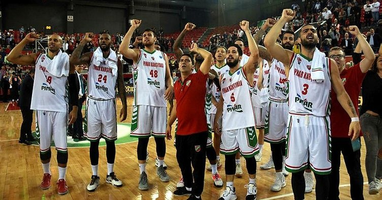 FIBA Europe Cup: Pınar Karşıyaka gruplara kaldı
