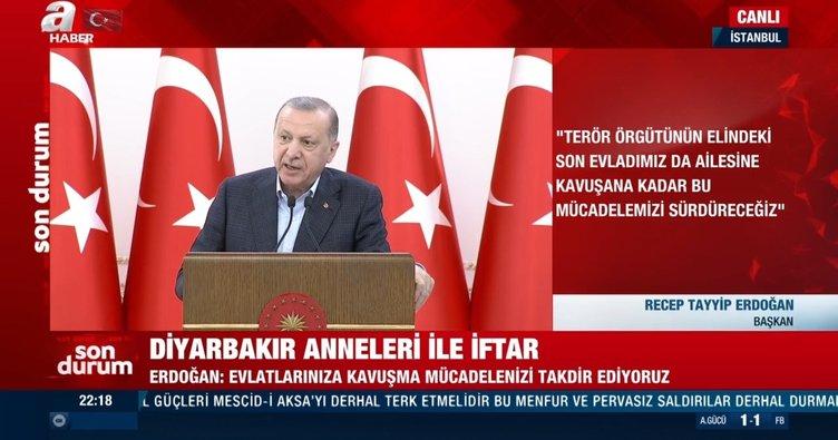 SON DAKİKA: Başkan Erdoğan'dan çok net 'terörle mücadele' mesajı: Kandil'i çökerteceğiz