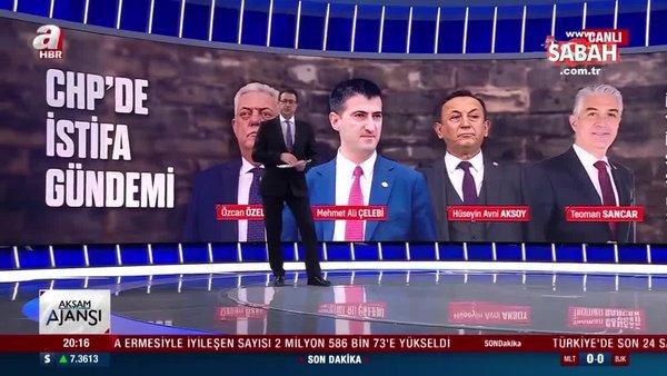 SON DAKİKA HABERİ: CHP'den istifa eden Teoman Sancar'a şantaj iddiasıyla 3 zanlı yakalandı   Video