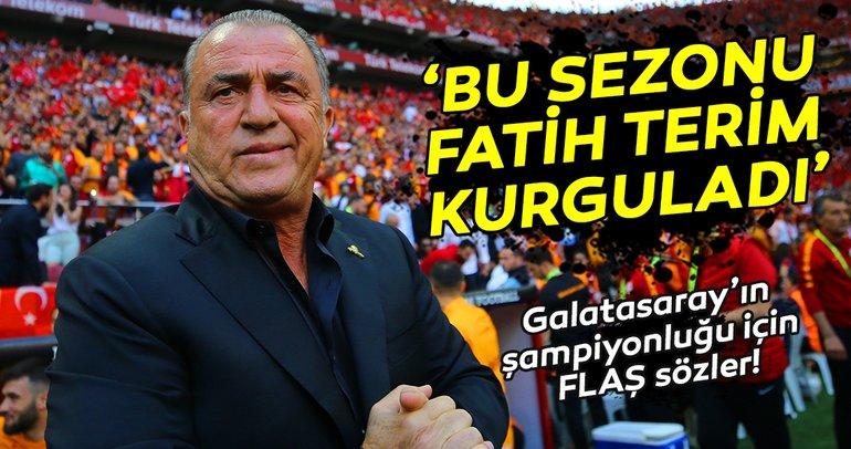 Gürcan Bilgiç yazdı: 'Bu sezonu Fatih Terim kurguladı'