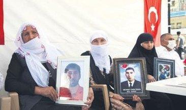 Muş'ta direniş sürüyor evlat nöbetine katılan aile sayısı 10'a yükseldi #hakkari