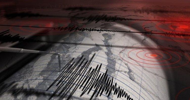 Son dakika haberi: Marmara Denizi'nde 3.7 büyüklüğünde deprem meydana geldi! Kandilli Rasathanesi son depremler...