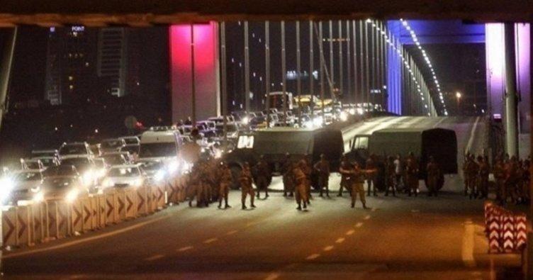 15 Temmuz Şehitler Köprüsü davasının gerekçeli kararı