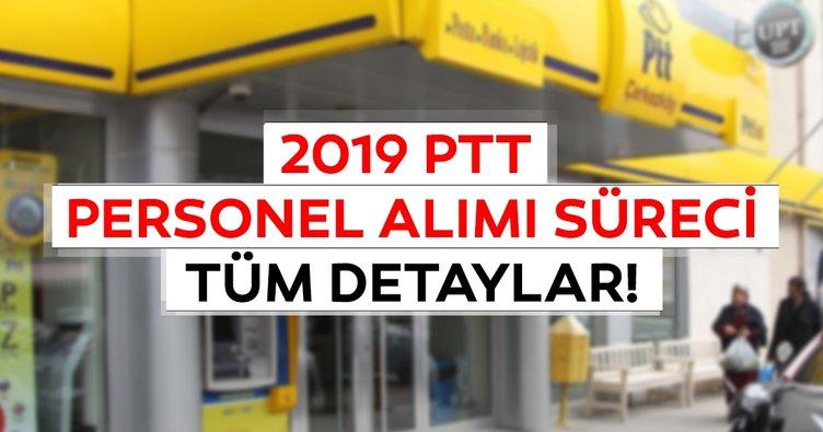 2019 PTT personel alımı ne zaman ve hangi gün başlayacak? PTT 55 bin personel alımı başvuru şartları belli oldu mu?