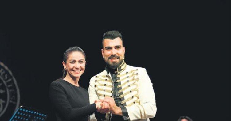 Kanun sanatçısı Baran'dan konser