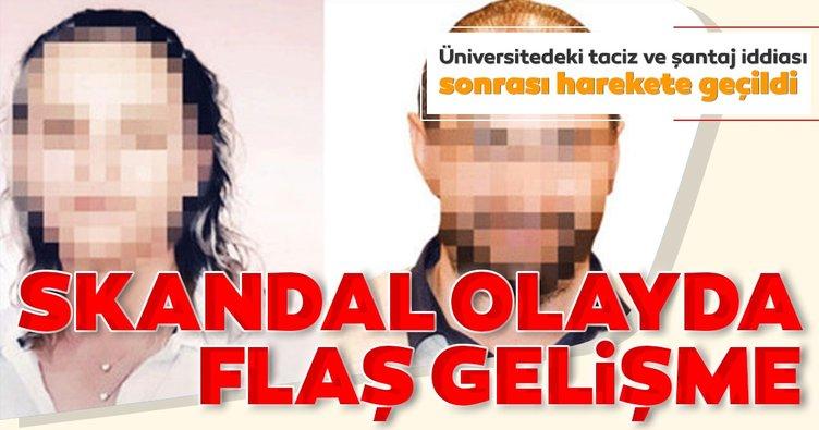 Konya'da üniversitedeki skandal taciz olayı sonrası harekete geçildi