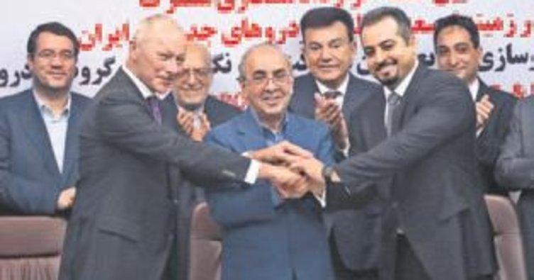 İran ile Renault'dan 660 milyon euroluk imza