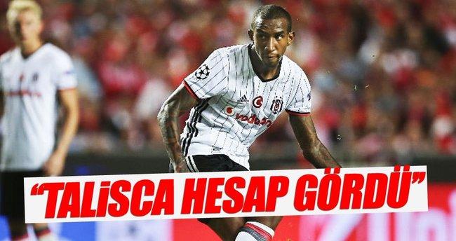Yazarlar Benfica-Beşiktaş maçını yorumladı