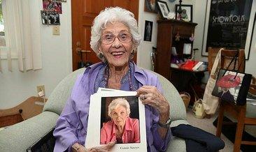 Hollywood'un en yaşlısı 105'inde öldü