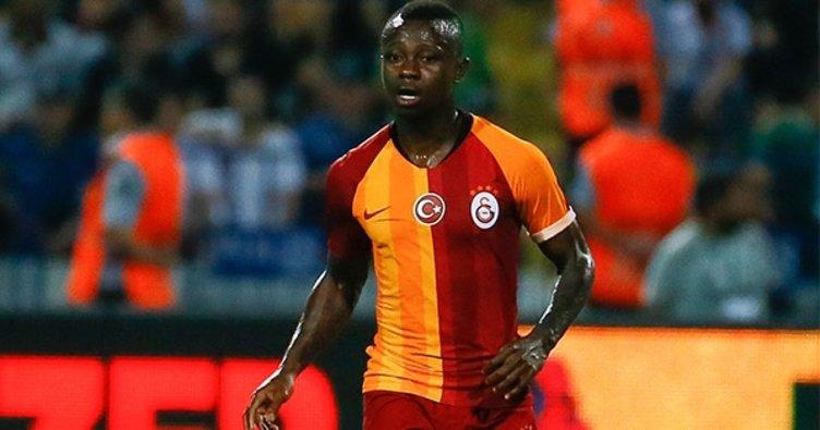 Jean Michael Seri Galatasaray'a dönüyor!