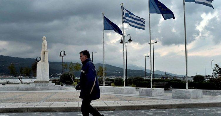 Yunanistan'ın dış ticaret açığı büyüdü