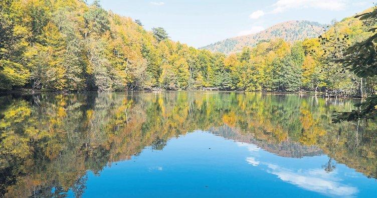 Yedi göl, yedisi de birbirinden güzel göl