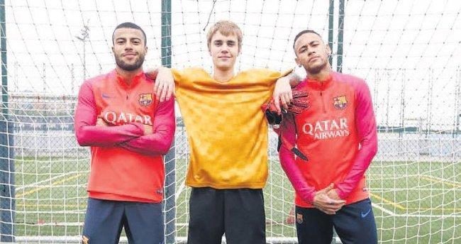 Bieber Barcelona'da