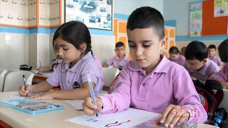 MEB'den son dakika   Okullar ne zaman açılacak? Ortaokullar 5. 6. 7. sınıflar ve liseler 9. 10. 11. sınıflar açılacak mı? Haftada kaç gün okula gidilecek?