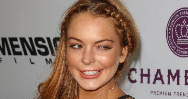 Lindsay Lohan Türkiye'ye geleceğini böyle duyurdu
