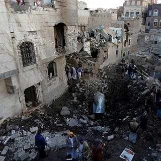 Son Dakika Haberi: Suudi Arabistan Yemen'i vurdu: Onlarca ölü var!