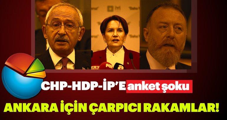 Son dakika: CHP'ye kötü haber... Mehmet Özhaseki 5 puan önde!