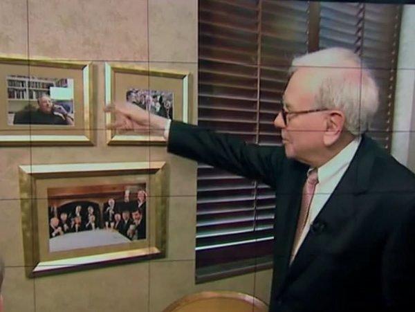 En zengin yatırımcı ofisinin kapılarını açtı