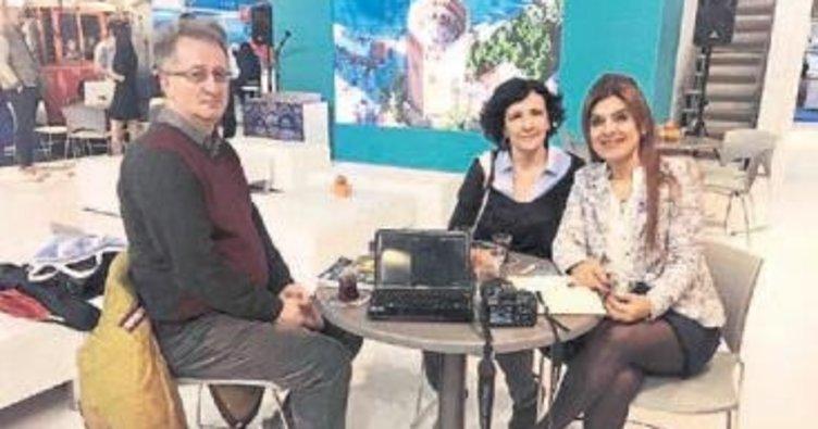 Sırp turizm yazarı Alanya'yı geziyor
