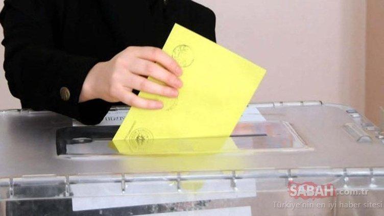 YSK seçmen kaydı sorgulama nasıl yapılır? YSK sandık sorgulama sayfası! 23 Haziran 2019 nerede oy kullanacağım?