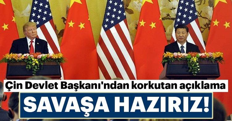 ABD ile Çin arasında 2 trilyon dolarlık savaş