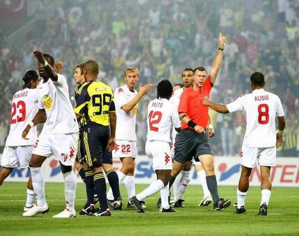 Fotoğraflarla UEFA Avrupa Ligi