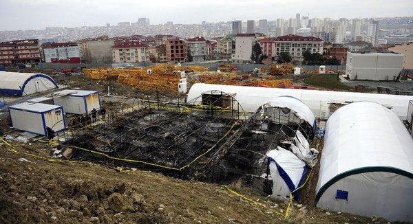 Esenyurt'ta yangın faciası: 11 ölü