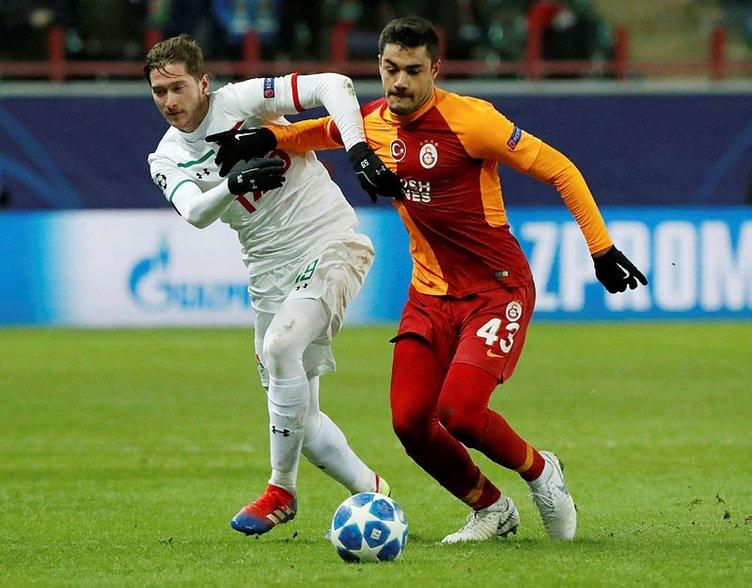Galatasaray, Ozan Kabak için Juventus'la anlaştı