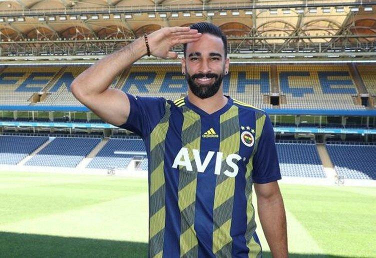 Adil Rami Fenerbahçe'den ayrılıyor mu?