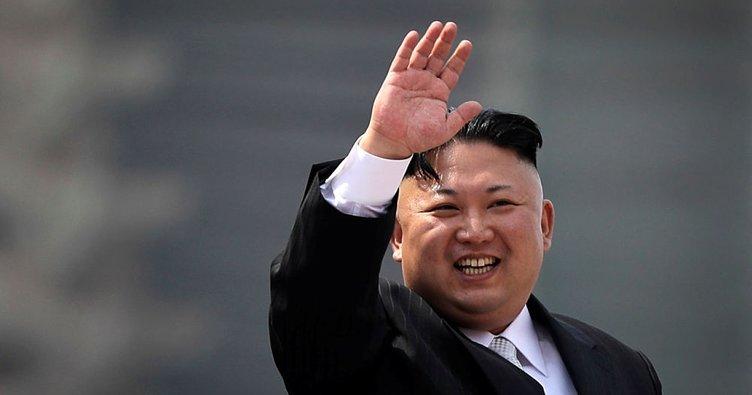 Kuzey Kore'den ABD'ye nükleer savaş tehdidi videosu