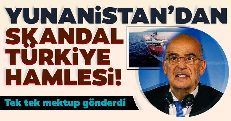 Son dakika haberi: Yunanistan'dan skandal Türkiye hamlesi!  O ülkelere sığındı