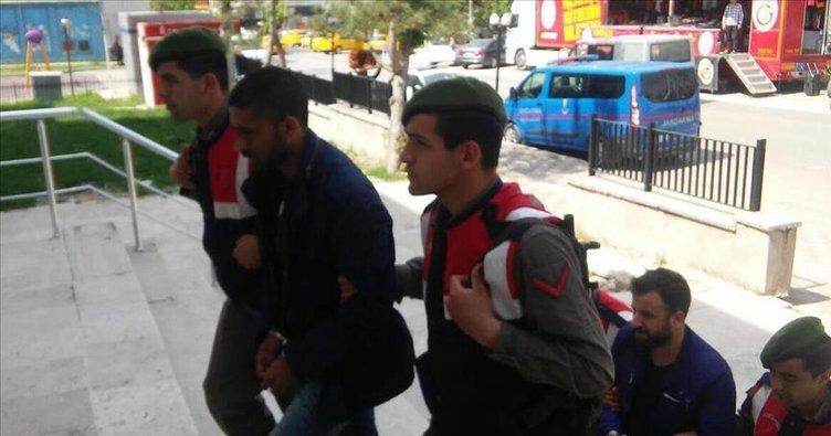 Göçmen kaçakçılığı operasyonunda 36 sığınmacı yakalandı