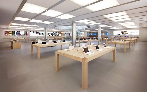 Apple, mağaza girişini patentledi!