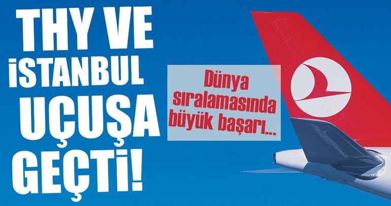Türk Hava Yolları'ndan müthiş hamle!