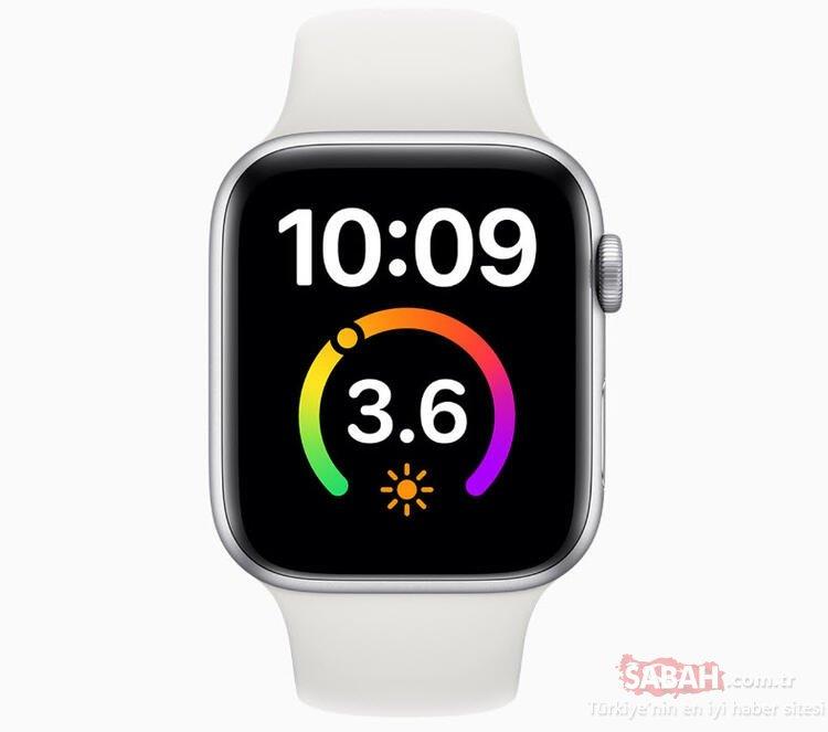 watchOS 7 resmen tanıtıldı! Apple Watch kullananlar dikkat!