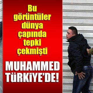 Son dakika: Down sendromlu Filistinli Muhammed et TavilTürkiye'de