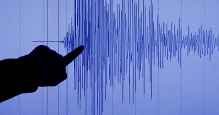 Son dakika...Ege Denizi'nde 4,1 büyüklüğünde deprem!