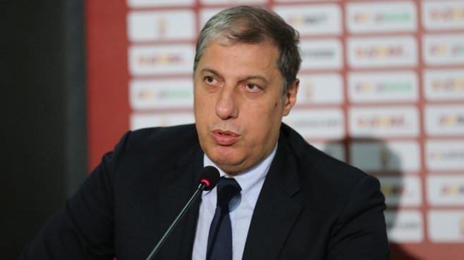 Galatasaray'da Levent Nazifoğlu'ndan önemli açıklamalar